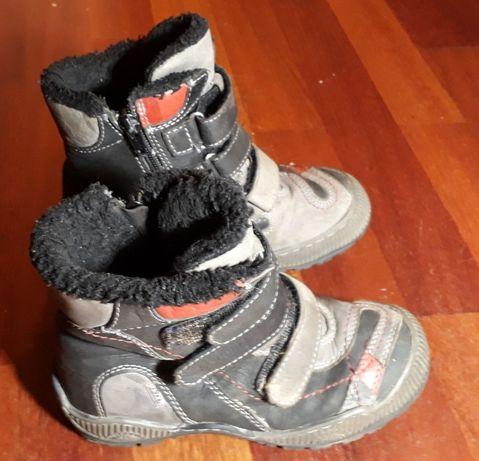 Buty zimowe dla dziecka chłopca dziecięce Lasocki rozmiar 29 ocieplane