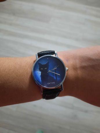Zegarek damski kot