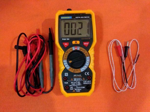 Цифровой мультиметр PAN 184.  Привезен из Германии.