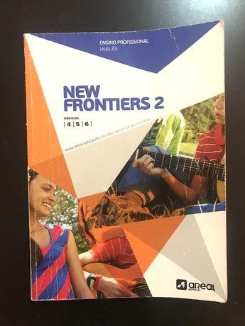 Livro de inglês- New frontiers 2