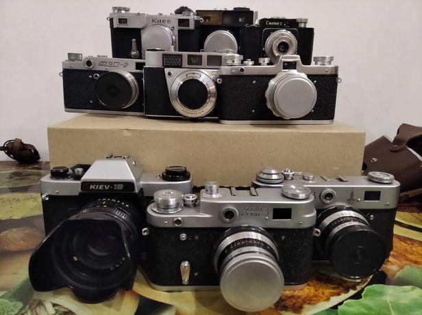 фотоаппараты и принадлежности