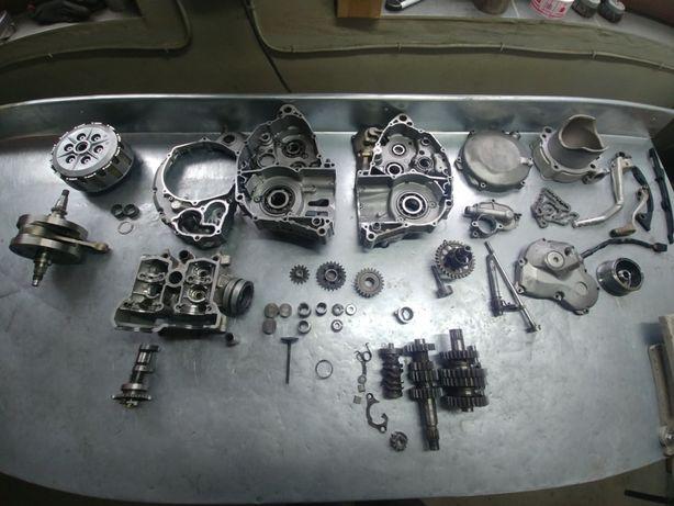 Suzuki rmz 450 części 05-07 wszystkie części 2006 rok