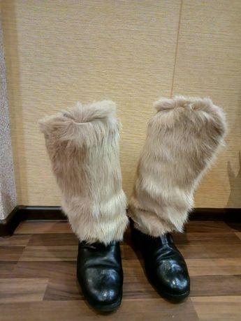 Продам Унти із сибірського вовка.