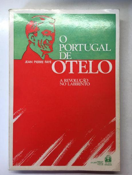 Livro - O Portugal de Otelo