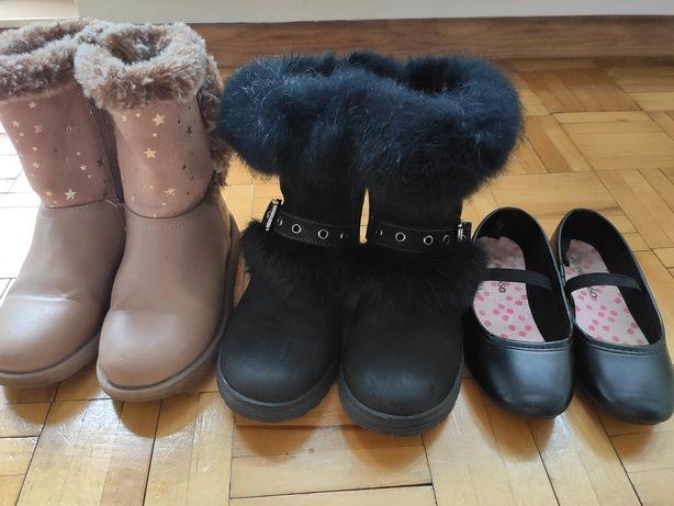 Sprzedam buciki zimowe oraz wiosenne