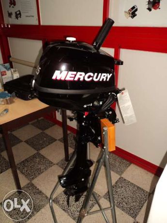 Mercury 2.5Hp 4Tempos NOVO
