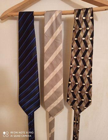 Шелковые итальянские галстуки