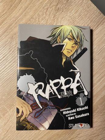 Manga Rappa Tom 1