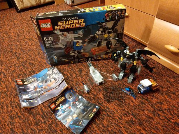 Lego Super heroes 76026 без минифигур!!!