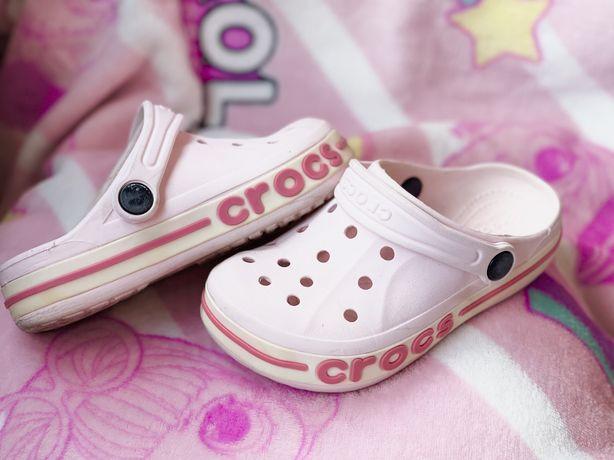 Кроксы детские crocs