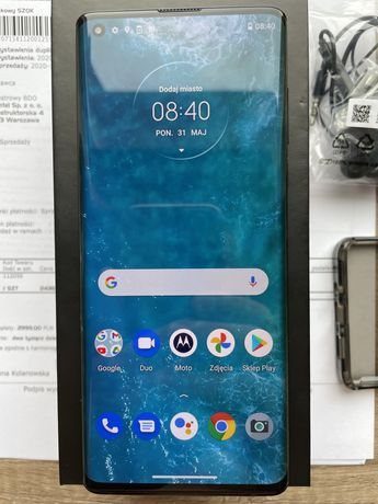 Motorola edge stan idealny