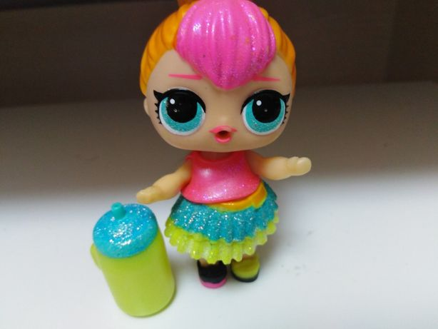 Кукла ЛОЛ с блестками, оригинал