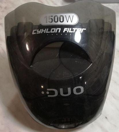 Odkurzacz Zelmer Duo 01D013 części bezworkowy 1500W
