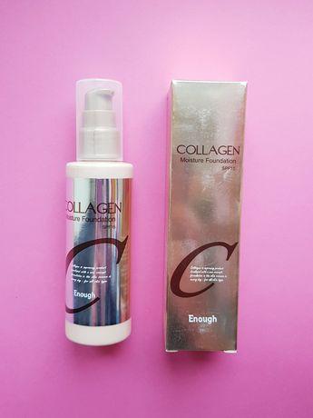 Тональный крем коллаген, Enough collagen