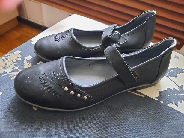 Туфли кожаные Турция