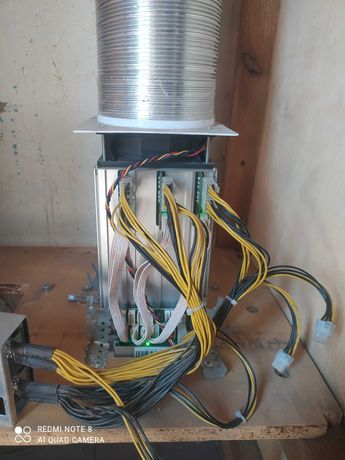 Asic Innosilicon A9 ZMaster