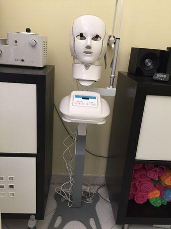 Máscara facial de led OPERA