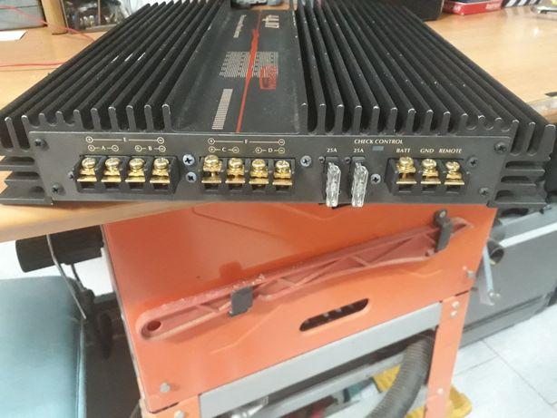 Amplificador som Macrom 4407