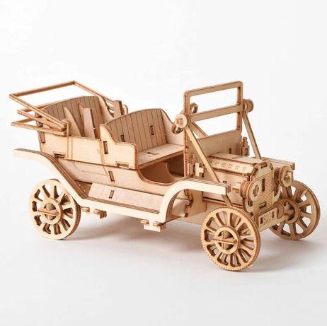 Конструктор деревянный качественый машинка сделай сам