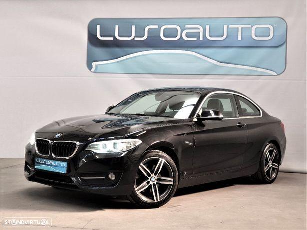 BMW 220 d Line Sport