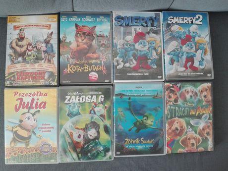 Bajki zestaw 14 bajek DVD