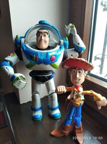Buzz Astral i Chudy Toy Story