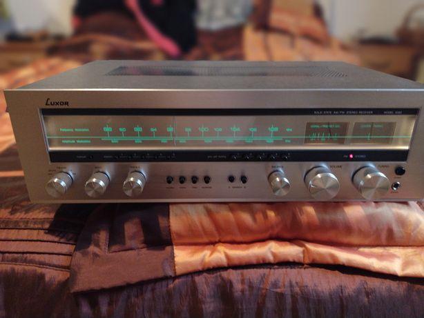 Amplituner Luxor 3082 Luxman vintage stan jak nowy