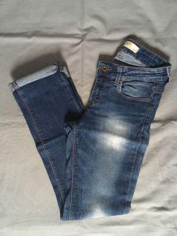 ZARA - spodnie jeans r.38