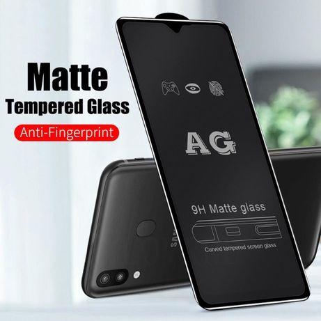 Матовое стекло Samsung A10S А01 A11 A21S А31 A30s A40 A50 A51 А70 A71