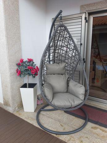 Cadeira Baloiço de exterior