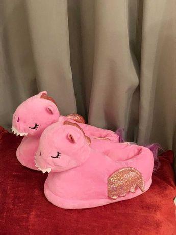 Тапочки- іграшка на дівчинку