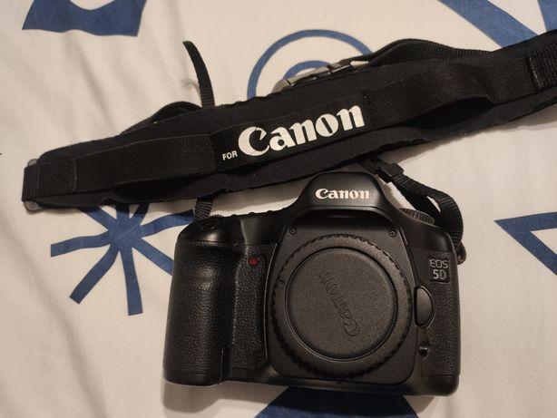 Canon EOS 5D usada