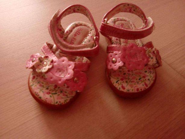 Sandálias menina Hello Kitty