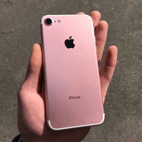 Идеал ! IPhone 7 32GB з Америки, гарантія 3,6,12 місяців