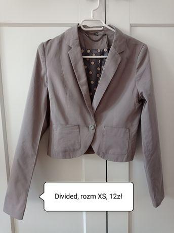 Marynarka Divided (H&M) rozm XS/34