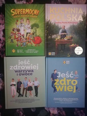 4 książki z Lidla