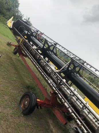 Heder 9 metrów new holland vario