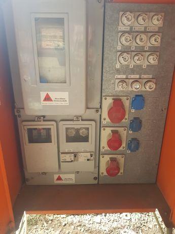 Siemens Skrzynka elektryczna budowlana rozdzielnia elektryczna zamiana