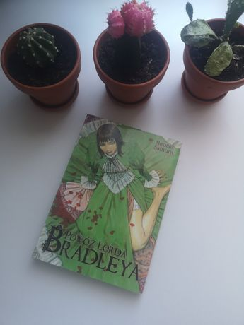 Manga Powóz lorda bradleya