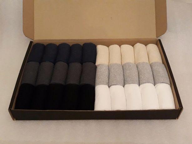 Набор 30 пар весенних мужских носков - обычные (не короткие)