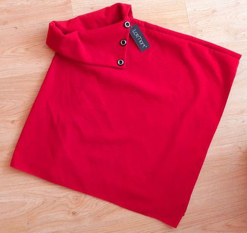 Ponczo czerwone Lotmart