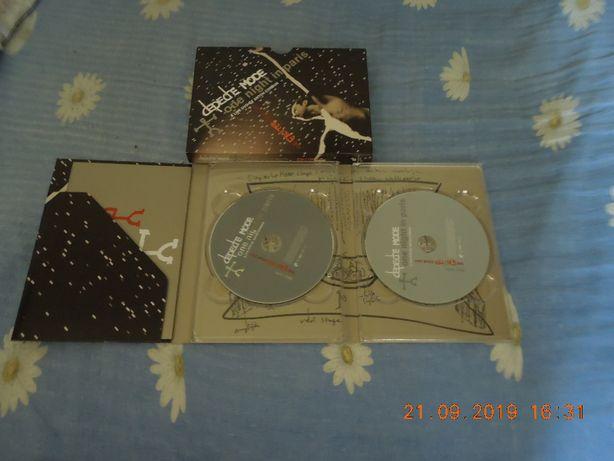 depeche mode love in paris dvd