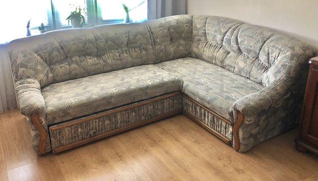 Rogówka rozkładana + fotel