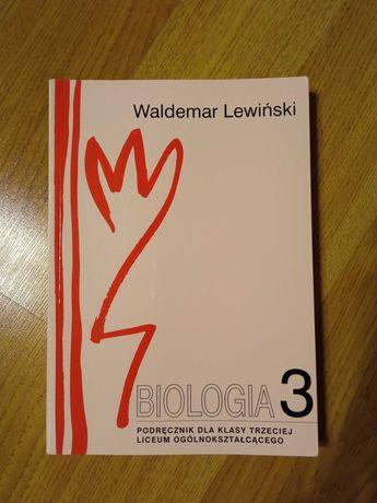 Biologia 3 Waldemar Lewiński