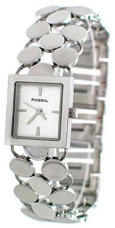Zegarek Fossil ES1580 srebrny damski