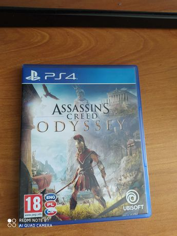 Assassins Creed Odyssey na ps 4