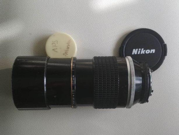 Об'єктив Nikon Nikkor ED 180mm 1:2.8