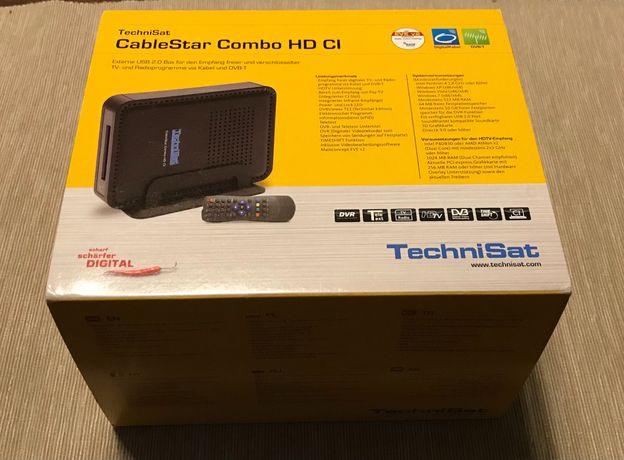 Tuner Cabelstar Combo HD CI