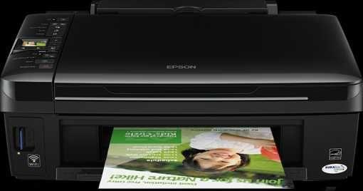 Urządzenie wielofunkcyjne EPSON STYLUS SX425W, drukarka, skaner, WI-FI