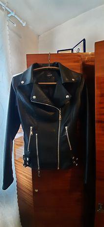 Косуха, куртка черная